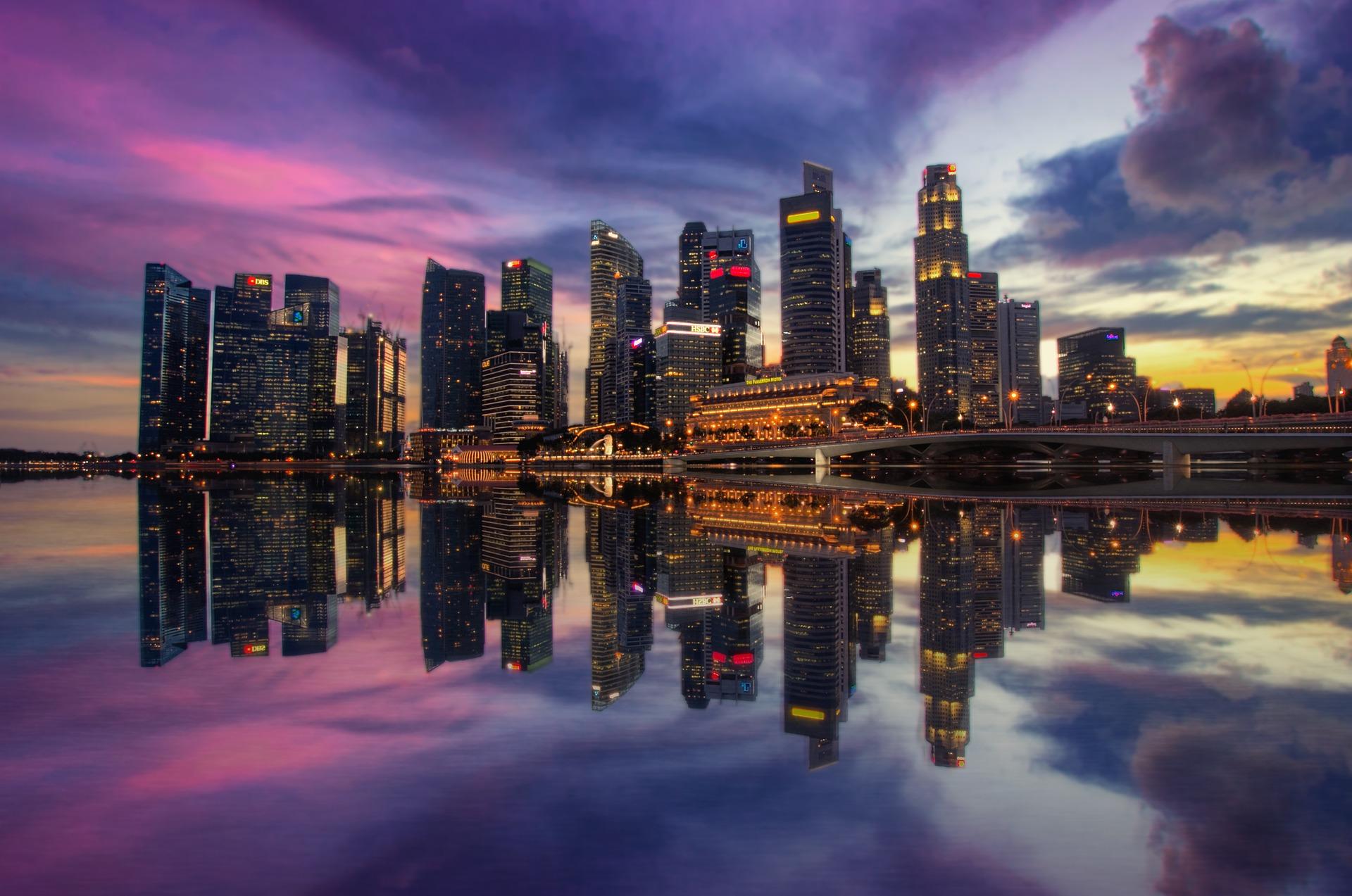 singapore view